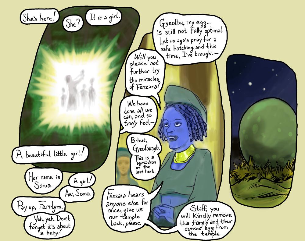 1: Strange Companions (8.2)