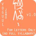 Voguul Jamo Letters v0.1