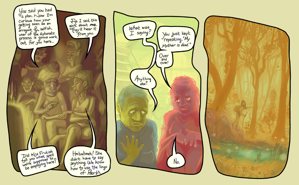 1: Strange Companions (76.2)