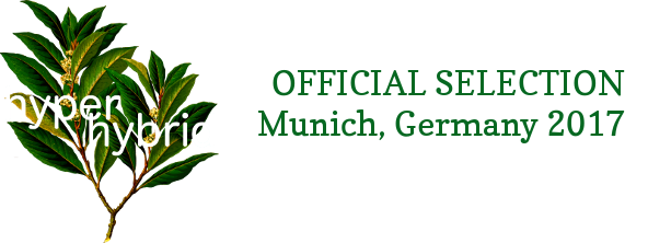 Official 2017 Selection of the hyper hybrid festival in München, Germany