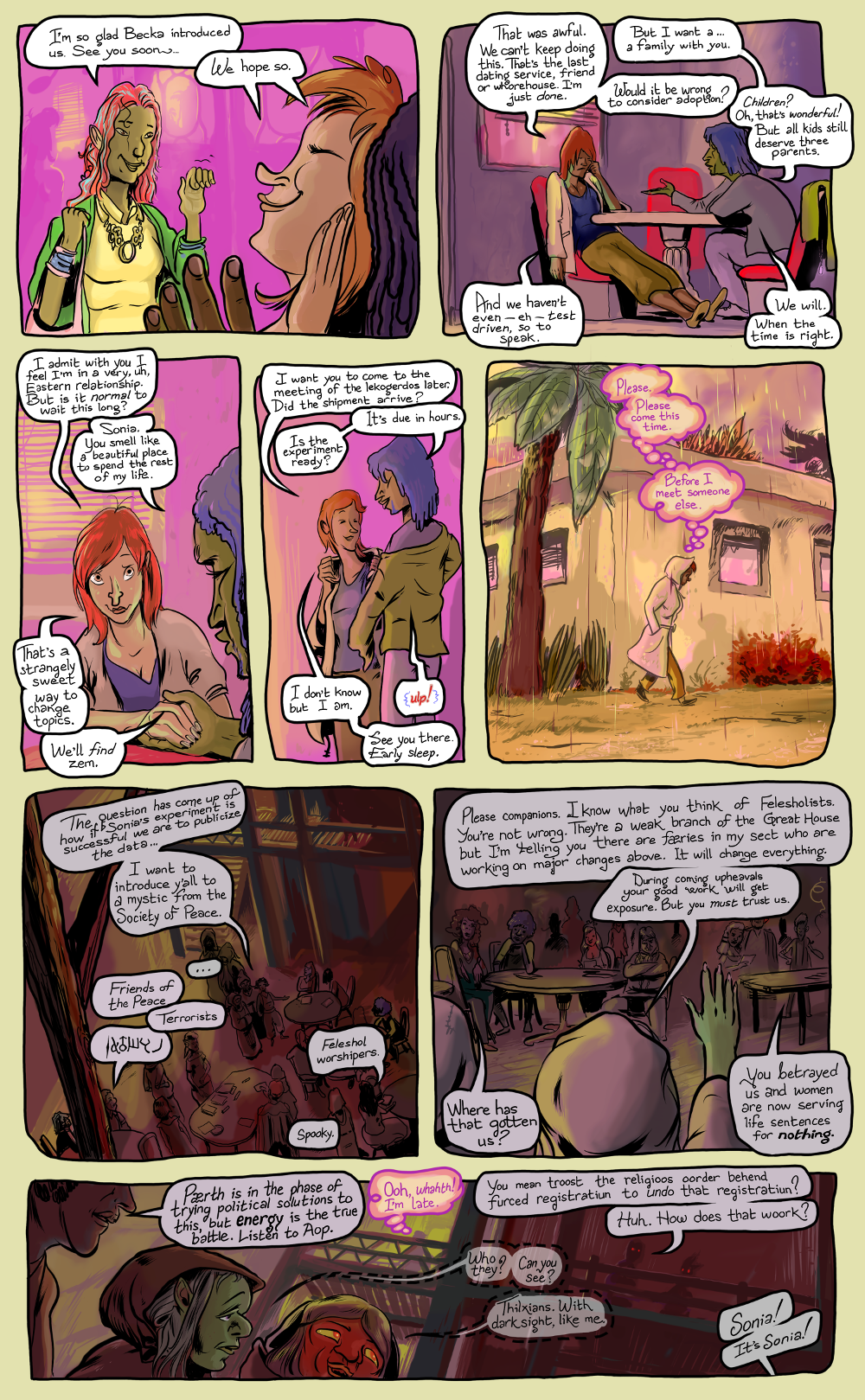 1: Strange Companions (102)